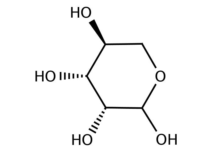 L-Lyxose - 1949-78-6 - Discovery Fine Chemicals