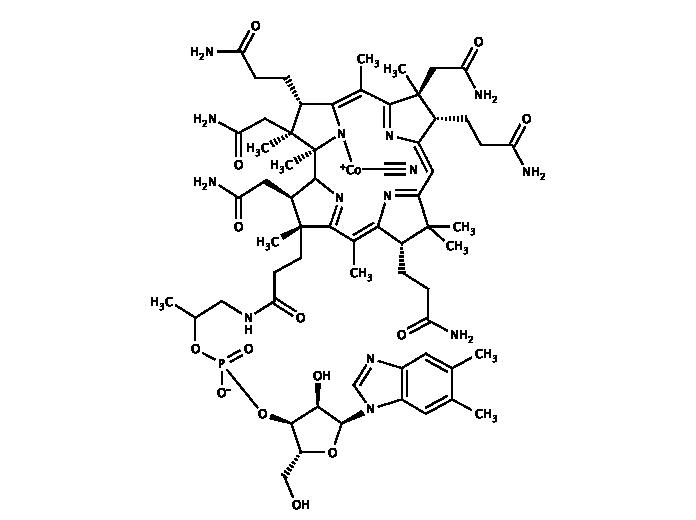 Vitamin B12 Cyanocobalamin