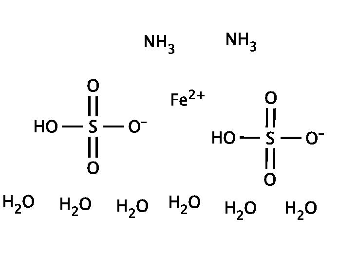 Ammonium Iron Sulfate 7783 85 9 Discovery Fine Chemicals
